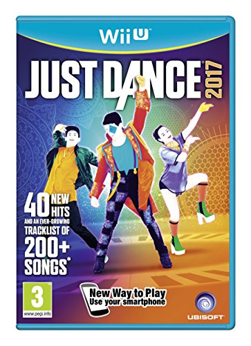 Compare Just Dance 2017 (Nintendo Wii U) prices