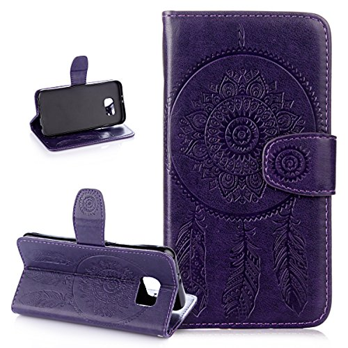 galaxy-s6-casewallet-case-for-galaxy-s6ikasus-embossing-dream-catcher-ethnic-tribal-feather-campanul