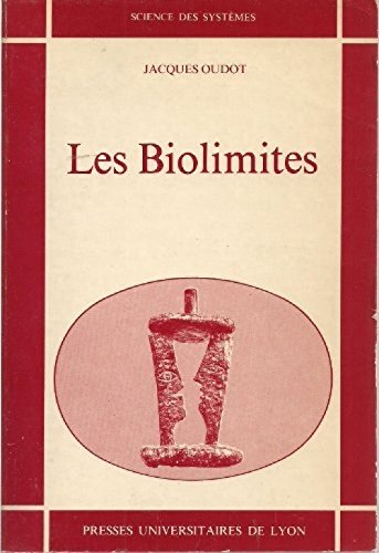 Les biolimites par J. Oudot