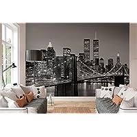 Brooklyn Bridge//Foto Carta da 8pezzi di 254x