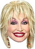 CELEBRITY FACE MASK KIT - Dolly Parton - DO IT YOURSELF (DIY) #1 by DIY Celebrity Masks