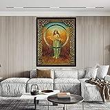 adgkitb canvas Ceres Roman Fruchtbarkeit und Landwirtschaft Göttin Wanddruck und heidnische...