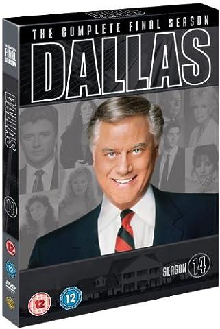 Dallas: Season 14 [Edizione: Regno Unito] [STANDARD EDITION] [Import anglais]