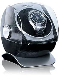 Vitrina movimiento Watchwell Taurus Carbon V1