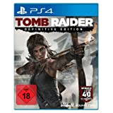 PS4: Tomb Raider: Definitive Edition - D1 Edition