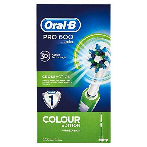 Oral-B PRO 600 CrossAction - Cepillo...