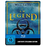 I am Legend Steelbook (exklusiv bei Amazon.de) [Blu-ray]