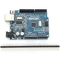 Geekcreit ATmega328P Nano V3 - Placa controladora compatible con Arduino versión mejorada