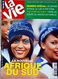 Telecharger Livres VIE LA No 3380 du 10 06 2010 NUMERO SPECIAL UN GRAND VOYAGE DU CAP A PRETRORIA LE CURE DU FOOT VIVRE LA COUPE DU MONDE EN FAMILLE LA NOUVELLE AFRIQUE DU SUD (PDF,EPUB,MOBI) gratuits en Francaise