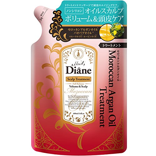 Moist Diane Oil Hair Treatment Volume & Scalp - Refill