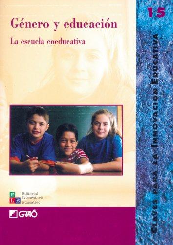 Género y educación: 015 (Editorial Popular)