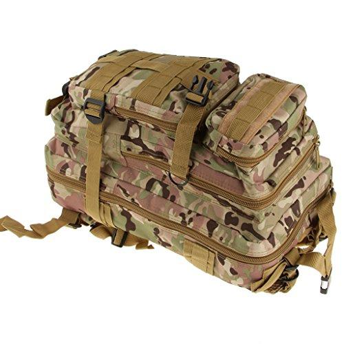 Generic Outdoor-militärische Taktische Wanderrucksack Rucksack Camping Wandern Trekking Reisen Tasche 30L CP