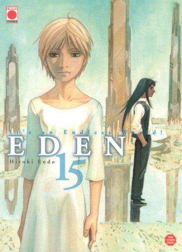 Eden, Tome 15 : por Hiroki Endo