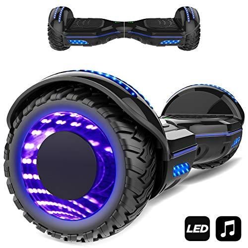 "Markboard Hoverboard, 6.5"" Self Balancing Scooter, Hover Board mit 2 * 350W Motor, LED Lights Elektro Scooter"