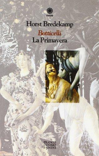 Botticelli. La Primavera (Figure)