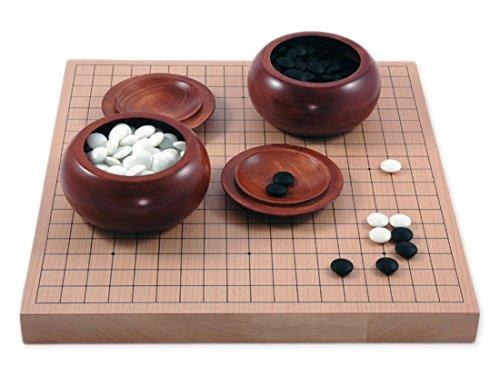 Go-Spiel: Komplettset 4