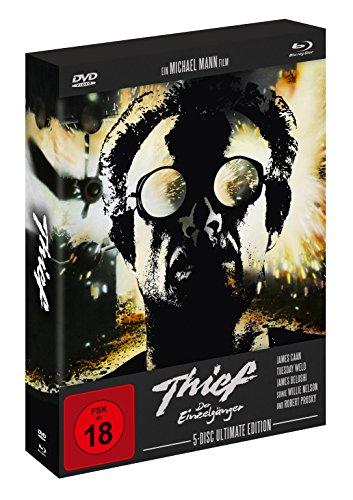 Thief - Der Einzelgänger - Ultimate Edition (5-Disc Set) [Blu-ray]