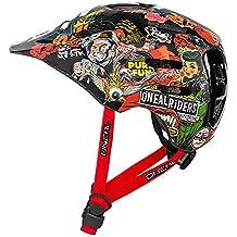 O 'Neal Defender Casco All Mountain Crank All Mountain Enduro Trail bicicleta de montaña, 0502d de 80, M (56- 59 cm)