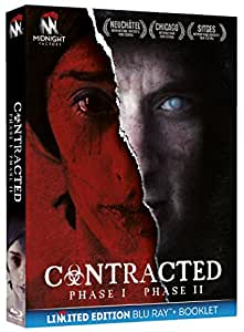 Contracted: Phase 1 e Phase 2 (Limited Edition) (2 Blu Ray)