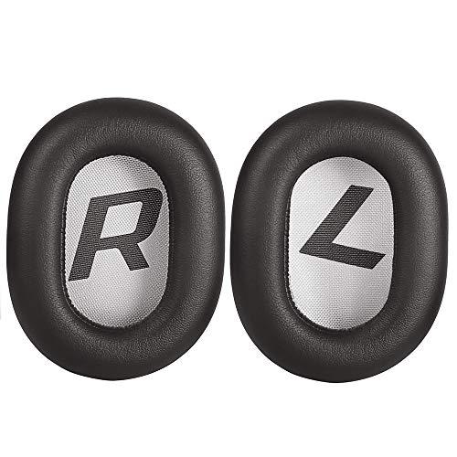 Lepeuxi 2pcs Coussinets d'oreille de Remplacement Coussin d'oreille pour Plantronics BackBeat Pro 2 sur l'oreille sans Fil Casque