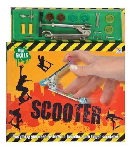 Mini Skills: Scooter (Mini Skillz)