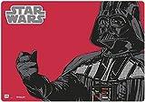 GRUPO ERIK EDITORES, S.L. - Vade escolar Star Wars Grupo Erik rojo y negro