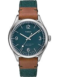1d1a77d7a342 Reloj solo tiempo para hombre Timex Waterbury Collection Casual Cod.  tw2p95700