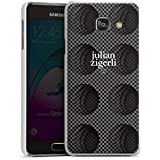 Samsung Galaxy A3 (2016) Housse Étui Protection Coque Julian Zigerli Fashion Mode
