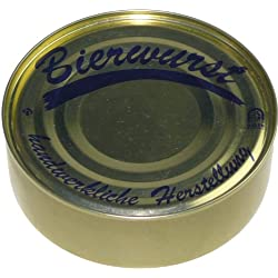 Schwarzwald Metzgerei: Dosenwurst Bierwurst 200g