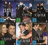 Castle: Staffeln 1 - 6 [33 DVDs]