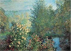 International Publishing 6001N15684A imágenes de Tonos Monet LE Jardin Des Hoschedé MONTEGERON A 2000 Piece Jigsaw Puzzle