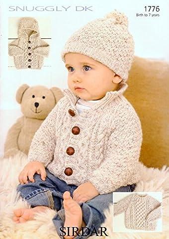 Sirdar Snuggly DK à tricoter 1776