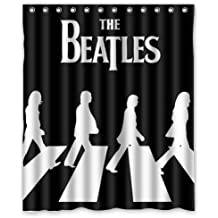 The Beatles Band Shower Curtain 60