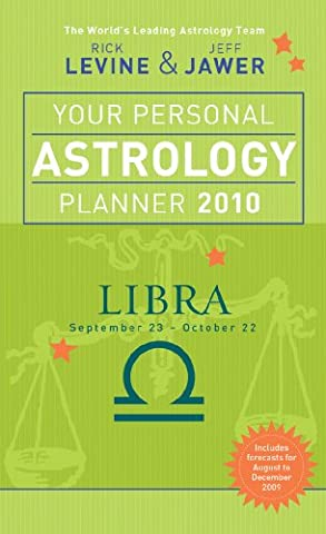Your Personal Astrology Planner 2010 Libra - 2010 Planner