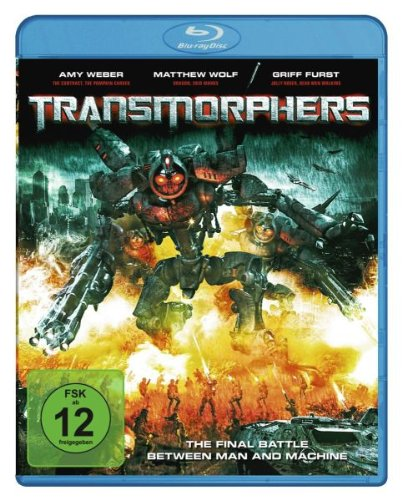 TRANSMORPHERS (Blu-Ray)