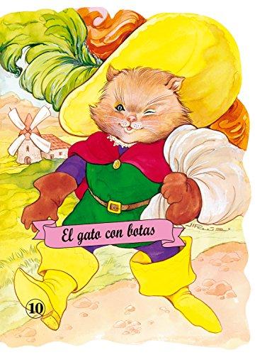El gato con botas (Troquelados clásicos) por Charles Perrault