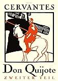 Don Quijote (2 B?nde, illustriert)