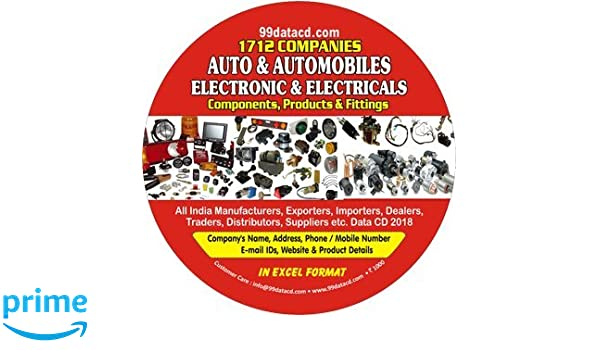 Buy Auto & Automobiles Electronic & Electricals Components, Products