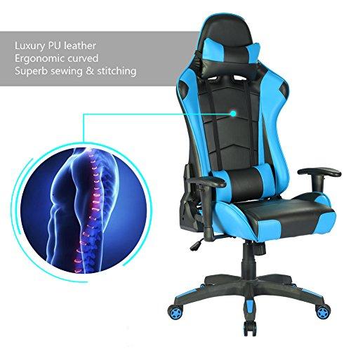 IMWH Racing Gaming Stuhl - 4
