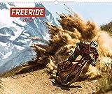 Freeride - Kalender 2019 - Delius-Klasing-Verlag - Fahrradkalender mit atemberaubenden Aufnahmen - Wandkalender für Extremsportler - 56 cm x 45,5 cm