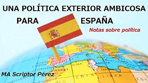 Una Política Exterior Ambiciosa para España