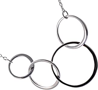 53mm x 63mm Sterling Silver Jewellery ROSE GOLD Sideways Design Cross Bangle
