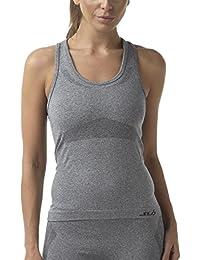 AIR Damen Nahtloses Unterhemd