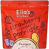 Cuisine Fraise Et Framboise Porridge De 175G De Ella - Paquet de 2