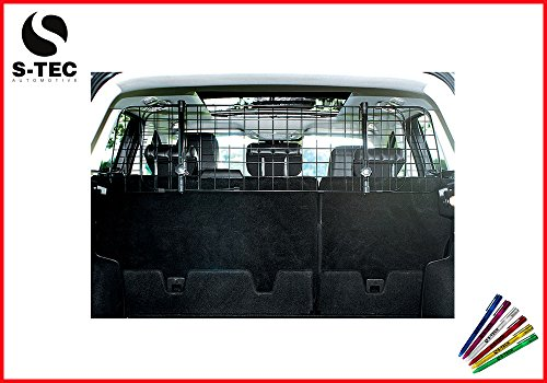 chrysler-300c-touring-06-10-s-tech-pet-car-barrier-cage-heavy-duty-mesh-dog-guard-durable-wire-free-