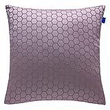 Joop! Kissenhülle | Hexagon | Silber 10-50 x 50