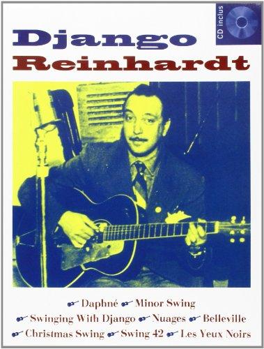 Reinhardt Django : guitare jazz manouche...