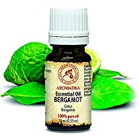 Bergamotte Ätherisches Öl 10ml - Citrus Bergamia - Italien - 100% Reine und Naturreines - BergamotteÖl für Aromatherapie... preisvergleich bei billige-tabletten.eu