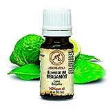 Ätherisches Öl Bergamotte - Citrus Bergamia - 10ml - 100% Naturreines Produkte - Herkunftsland: Italien