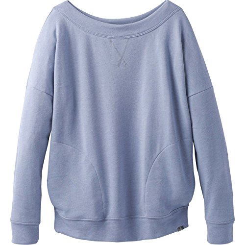 prAna Opal Top Fairhope Blue